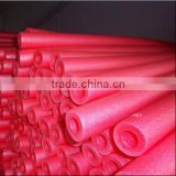 EPE foam packaging tube for protecting