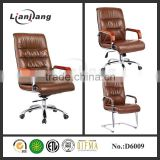 Luxury fashion stitch executive office chair