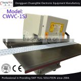 Small type v cut pcb cutting machine,pcb cutting tool,cutting pcb,pcb cutter*electronic equipment*CWVC-1S