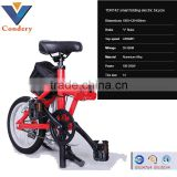 Lithium Battery 250W electric bike China Electric Bicycle Sale Foldable Folding Electric Bicycle