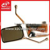 Motorcycle Rear Side Mirrors / Moto Rear View Mirror / Back Mirror For Tricycle