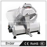 10 Inch Premium Electric Semi-automatic Frozen Meat Cutting Machine Slicer in Anodized Al-Mg Alloy