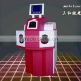 200w jewerly tools and machinery/ laser welding machine for metal/good quality laser welding machine made in China