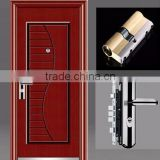 security front doors steel security door front entry steel door chinese professional door manufacturer ET-S32-1