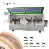 Mdf door interior door full automatic straight edge banding machine/pvc edge banding machine