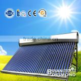 Wholesale + Best Qaulity Pressurized Stainless Steel Heat Pipe Solar Water Heater