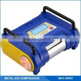 Portable Mini Auto 12V Digital Tire Air Inflator Compressor Pump W/ Preset air pressure Function