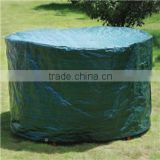 patio and garden outdoor table/chair/bench/furniture plastic and polyester cloth fabric option cover