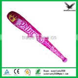 Promotional inflatable cheering sticks baseball bat Inflatable solid colored baseball bat
