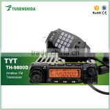 50W TYT TH-9800 Hot sell Mobile Car hf Radio th-9800 Qual Band Transceiver made in china                                                                         Quality Choice