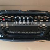 car front bumper for audi A6C7 change RS6 front bumper assy,bodykit