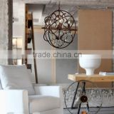 INQUIRY about modern nordic crystal pendant lighting,vintage rustic frame wrought iron chandelier,crystal hotel lobby chandelier