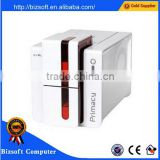 Bizosft Cheap pirce Evolis Primacy business PVC card printer for single-sided or double-sided printing