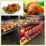 Factory price industrial chicken roaster for chicken grill/chicken grill machine for small business