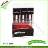 Ocitytimes 800puffs 500puffs 300puffs disposable vape cartridge/tank disposable e cig/disposable e cigarette wholesale