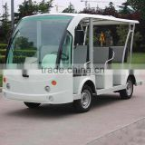 8 seat electric shuttle bus for sale DN-8F with CE certificate from China