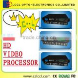 multifunctional LED LVP 605 series Led HD video processor scaler
