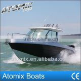 6 meter Fiberglass Fishing boat with Hard top