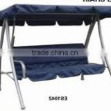 3 Person Canopy Swing With Cushion