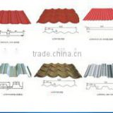 Colored coated Steel Coil/Plate/Galvanised Corrugated Sheets for Building Material