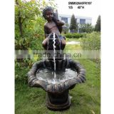 Fiberglass Garden Mermaid Water Fountain for Sale                                                                         Quality Choice