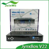 Inquiry about Jynxbox Ultra HD V22 V26 V30 with JB200 HD Module WiFi Adapter included for North America