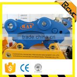 high quality excavator attachments hitachi excavator quick hitch with safe lock, quick coupling
