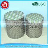 New innovative products industrial riveted metal coffee table buy from china