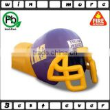 helmet inflatable tunnel/inflatable football tunnel/inflatable tunnel tent,football tent