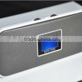 Fashion MP3 speaker (fm radio usb sd card reader mp3 mp4 speaker/usb mp3 player speaker/mp3 mini speaker)