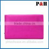 Sunrise Latest Design Professional Makeup Brush Bag Custom, Factory Supply Leather Small Wholesale Makeup Bag