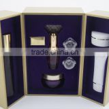 Customised Essential oil gift box cosmetic box packaging in set supplier