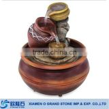 stone small tabletop decorative indoor water fountains                                                                         Quality Choice