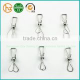 Auto metal clips spiral spring