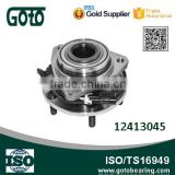 Front Wheel Hub Bearing Assembly Replacement for Chevrolet GMC Oldsmobile Pickup Truck SUV 4-Wheel Drive 12413045