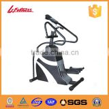 Newest with MP3 audio using Iphone Commercial Fitness Stepper Bike for arms and legs training LJ-9604