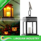Solar umbrella light/hanging light/solar candle lamp/outdoor LED garden light