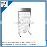 Supermarket iron vertical multi hook hanging type display rack/shopping/china suppliers/new products