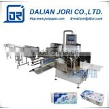 Automatic Multi Rolls ( 2 rolls, 6 rolls, 8 rolls,etc.) Toilet Tissue Paper/Kitchen Towel Wrapping and Packing Machine