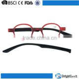 Portative exquisite adjustable cheap fancy cool fashion design black plastic reading glasses spectacle eyeglass frames