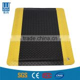 Rectangle Black Mat Industry Floor mat Anti-Fatigue Mat