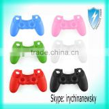 Premium Protective Silicone Rubber Soft Case Gel Skin Cover For SONY Playstation 4 Controller
