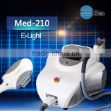 2016 kes new mini butterfly design IPL + RF hair removal machine, E-light beauty machine