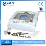 deep cleansing facial machine/ ultrasonic facial massage/microdermabrasion for salon use