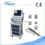 2000 Shots American Ultrasonic Hifu Face Lift SMAS Hifu Machine SMAS No Pain Treatment HIFU Beauty Machine For Sale FU-5S Bags Under The Eyes Removal