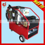 2013 mobile industry diesel hot water 380V high pressure pipe cleaner