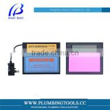 High quality HX-ADF124G auto-darkening Welding filter lens Electronic welding filter witih CE