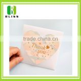 Event Party Supplies custom design paper love heart decorations table card wedding favors butterfly laser cut card