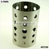 42126 Stainless steel Chopstick Tube/ Kitchen Utensil Holder / chopsticks holder