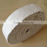 Exhaust Pipe Heat Wrap/Ceramic fiber exhaust header insulation Wrap from China manufacturer